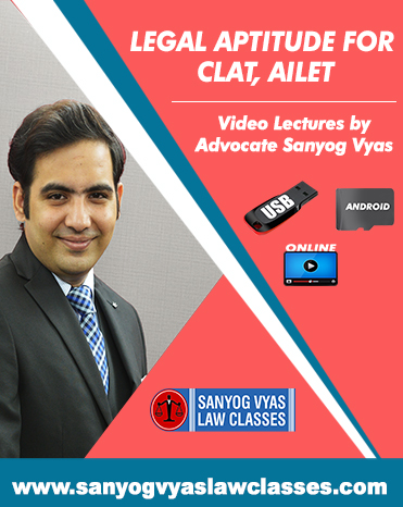 CLAT,AILET-LEGAL APTITUDE