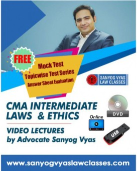 CMA Intermediate Laws & Ethics